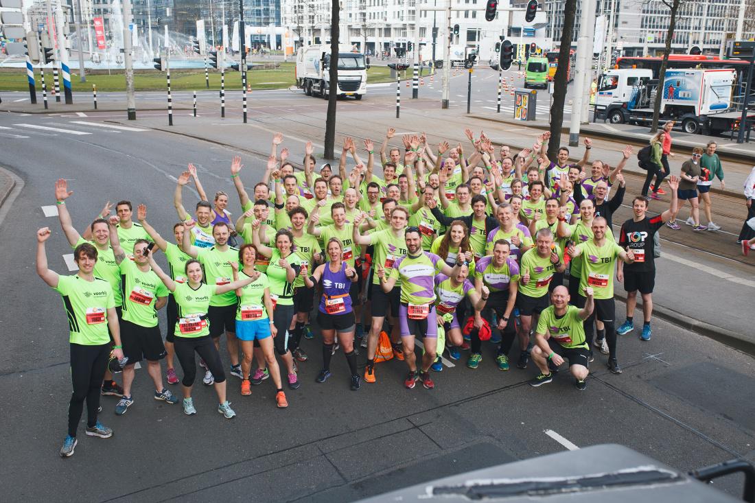 TBI Marathon Rotterdam