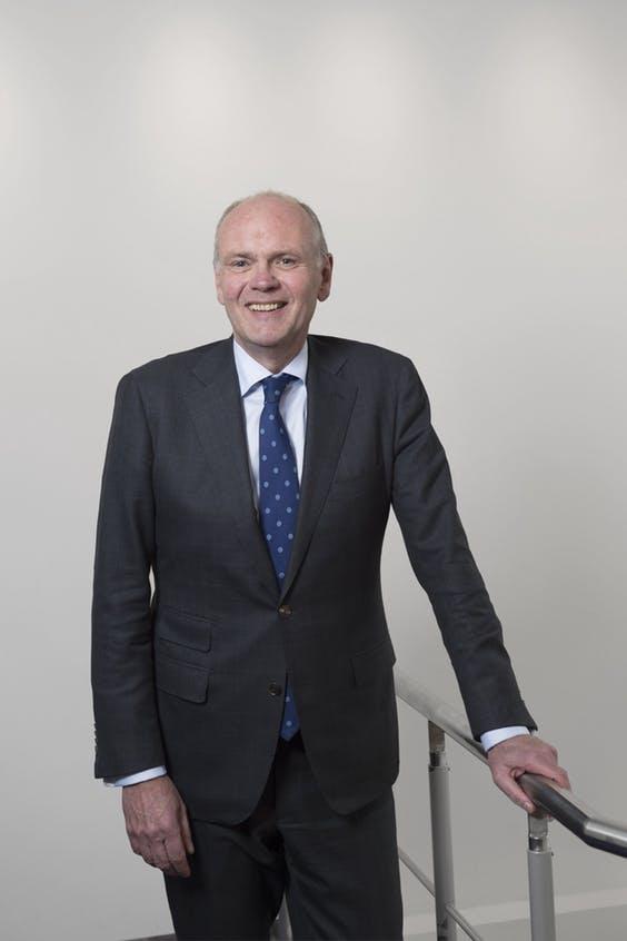 Daan Sperling - Voorzitter Raad van Bestuur TBI Holdings B.V
