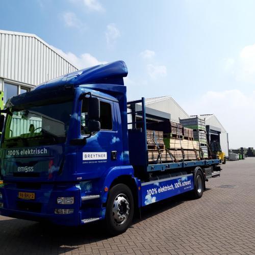 Emissieloos Transport Breytner